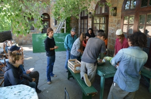 Fermentation In Argentina PDC, 2011
