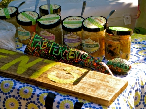 Fab Ferments products, a great local foods product i love to buy!