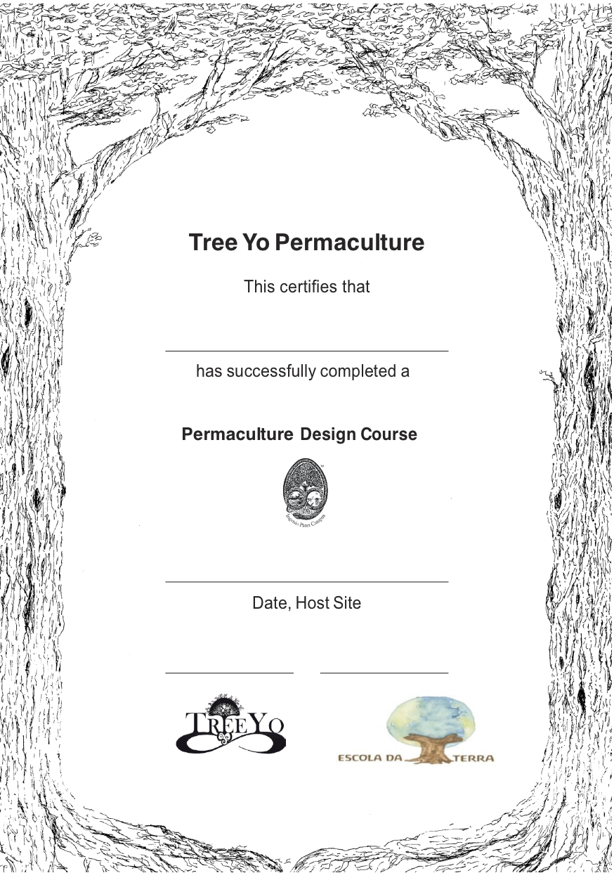 About the TreeYo PDC – TreeYo Permaculture