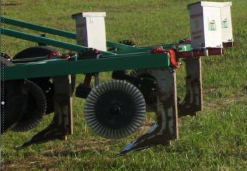 Keyline Plow, Tennessee, 2009