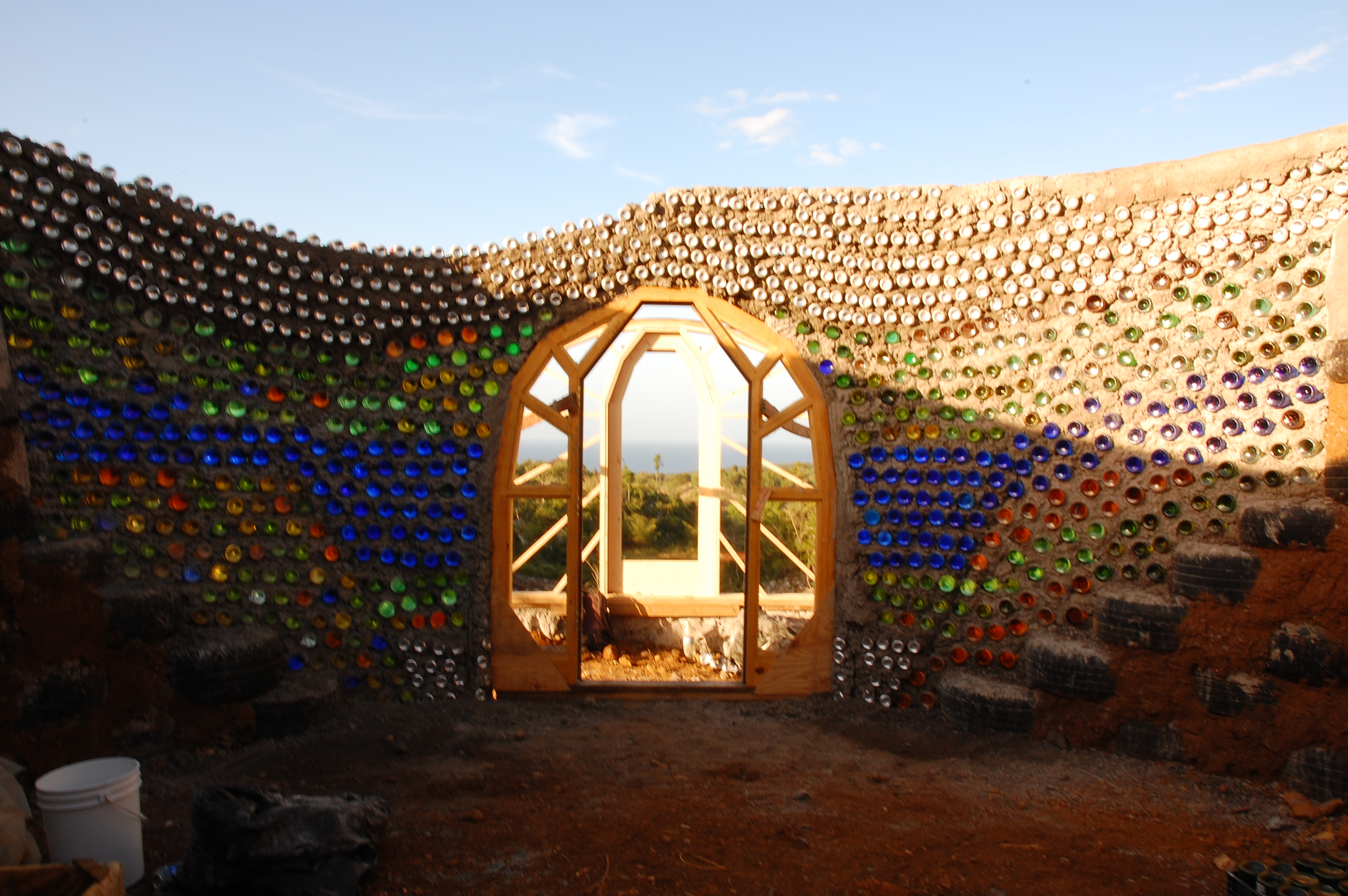 house design and the cost with Earthships on Exposed Rafters In Your Vancouver Home as well What We Do besides Pools For Sloping Blocks additionally Beirut Souks New Department Store A Gorgeous Design Signed Zaha Hadid additionally Language Modular Architecture.