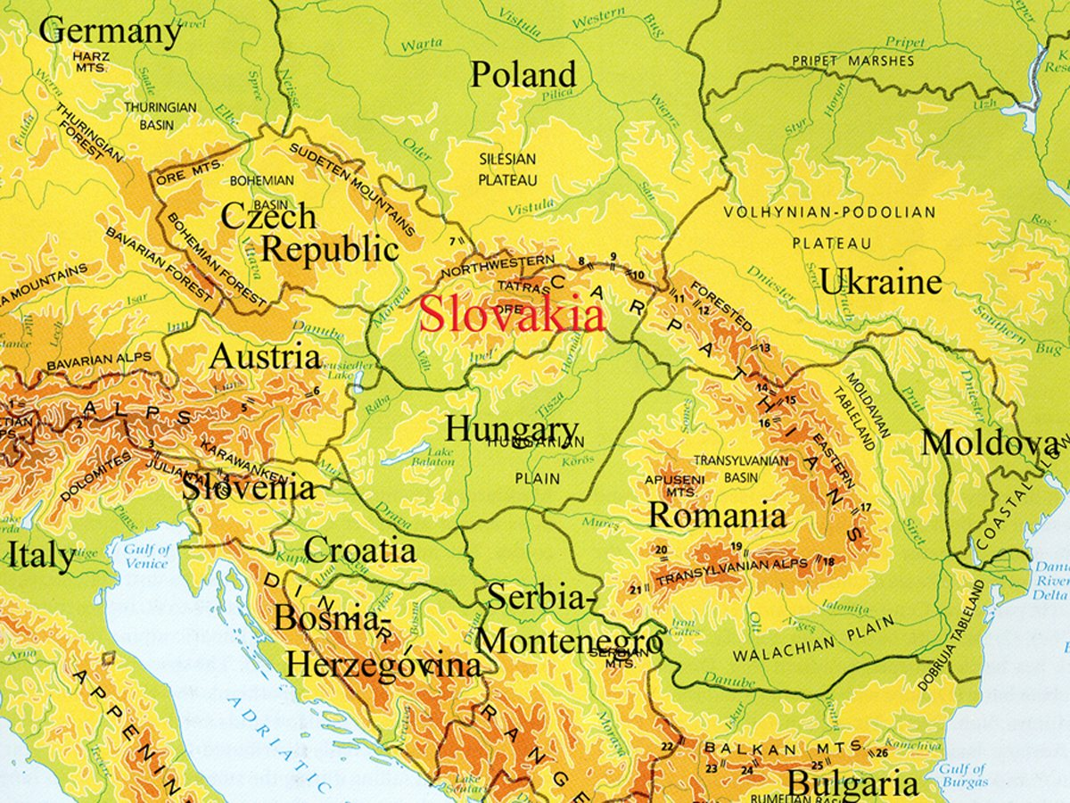A network Connection travels east to Slovakia for a consult and PDC setup