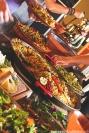 The amazing vegetarian food at Suryalila