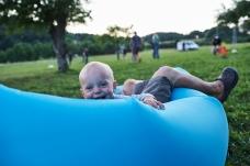 baby fun, photo by Fergus Padel