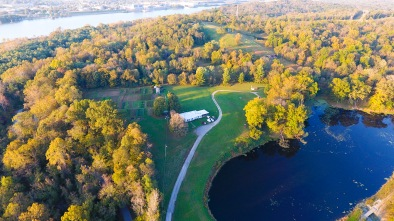 Aerial Photo, 2017, credit Lucas Thompson
