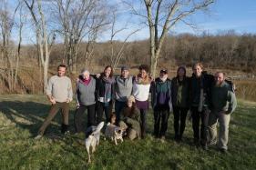 Group Photo at Treasure Lake, 2018 March